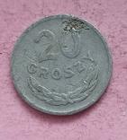 Польша 20 грошей 1961 год, фото №7