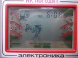 """Электорника ИМ 02 """"Ну погоди"""" - рабочая, в футляре и инструкция, фото №3"""