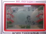 """Электорника ИМ 02 """"Ну погоди"""" - рабочая, в футляре и инструкция, фото №6"""