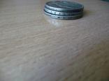 5 фр + 5 лир + 5 марок 1811 Наполеон І Серебро, фото №5
