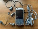 Sony Ericsson P990i + навушники є, зарядка та флешка 2гб, фото №2