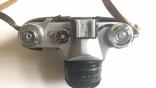 Фотоапарат Зеніт-Е з Фотоспалахом. Об'єктив Геліос 44-2., фото №7