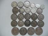 25 коллекционных серебряных монет, фото №2