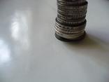 25 коллекционных серебряных монет, фото №7