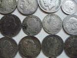 25 коллекционных серебряных монет, фото №10
