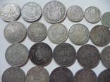 25 коллекционных серебряных монет, фото №12