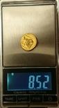 Золотой статер Лисимаха 297 - 63 гг. до н.э., фото №6
