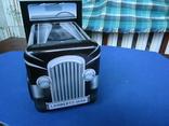 Коробка от печенья автомобиль., фото №3