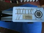 Коробка от печенья автомобиль., фото №6