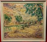 Verner Trokner,Pont Neuf Paris, фото №2