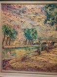 Verner Trokner,Pont Neuf Paris, фото №3