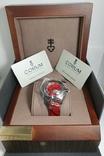 Новые Corum Bubble Red Python L082/03208 Automatic Limited edition, фото №3