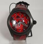 Новые Corum Bubble Red Python L082/03208 Automatic Limited edition, фото №2