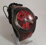 Новые Corum Bubble Red Python L082/03208 Automatic Limited edition, фото №9