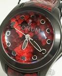 Новые Corum Bubble Red Python L082/03208 Automatic Limited edition, фото №12