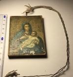 Икона Божией Матери (Феофания) 1895 год, фото №4