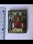 Икона Свенской (Печерской) Божией Матери 19 век, фото №2