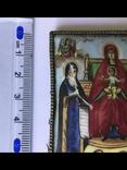 Икона Свенской (Печерской) Божией Матери 19 век, фото №6