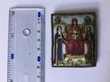 Икона Свенской (Печерской) Божией Матери 19 век, фото №8