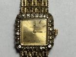 Женские винтажные часы Golden Crown Swiss made, фото №3