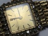 Женские винтажные часы Golden Crown Swiss made, фото №4
