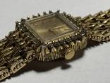 Женские винтажные часы Golden Crown Swiss made, фото №6