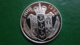 5  долларов 1992 Ниуэ  Парусник Баунти  серебро (2.1.3)~, фото №5