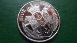5  долларов 1992 Ниуэ  Парусник Баунти  серебро (2.1.3)~, фото №6