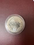 "Срібло 1 доллар 1988 ""XXIV летние Олимпийские Игры, Сеул 1988"" (США) S, фото №3"