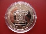 200-річчя з дня народження Т.Г. Шевченко монета 5 грн 2014 Кобзар фото 2