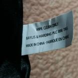 Сиреневая косметичка расшитая пайетками Baylis&Harding. Новая, фото №7
