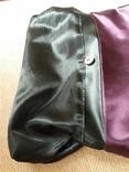 Сиреневая косметичка расшитая пайетками Baylis&Harding. Новая, фото №8