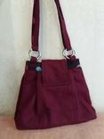 Новая сумка из сукна Earth squared, фото №3