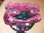 Новая сумка из сукна Earth squared, фото №4