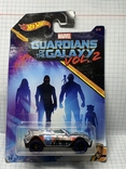 Hot Wheels RD-08 Chrome - Guardians of the Galaxy, фото №2