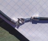 Фирменный кулон с эмалью и бриллиантами., фото №7