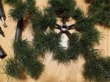 Новорічна штучна ялинка, фото №3