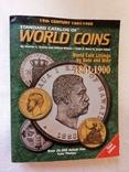 Стандартный каталог монет мира 1801-1900. World coins L. Krause and C. Mishler, фото №2