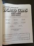 Стандартный каталог монет мира 1801-1900. World coins L. Krause and C. Mishler, фото №3