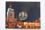 Небесная сотня на варті в сувенирной упаковке медаль в блістері жетон НБУ фото 2
