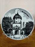 Настенная тарелка (Германия), фото №2