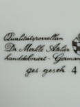 Настенная тарелка (Германия), фото №4