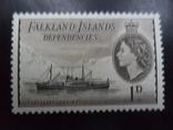 Корабли. Фолклендские острова.  MLH, фото №2