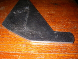 Заготовка крепления крыла коляски мото М-72 раннее, фото №4