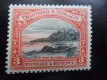 Британские колонии. Тринидад и Тобаго.  МН, фото №2