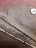Сумочка клатч, обшитый белым бисером., фото №10