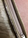 Сумочка клатч, обшитый белым бисером., фото №13