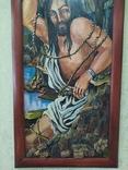 Картина маслом. Библейский сюжет., фото №3