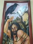 Картина маслом. Библейский сюжет., фото №4