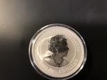 Год мыши крысы Австралия 2020 унция первая монета серии, фото №3